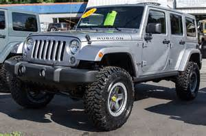 Jeep Wranglers For Sale In Jeep Wrangler Rubicon Unlimited For Sale In Billet