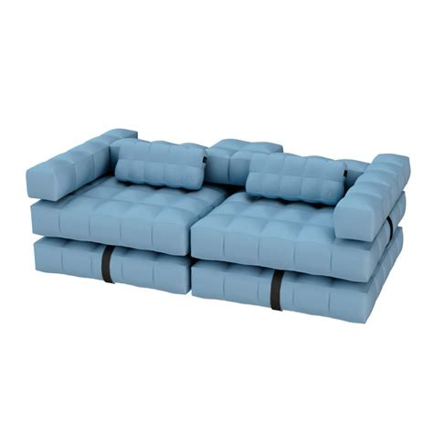 air sofa modul air sofa set aqua marine pigro felice touch of