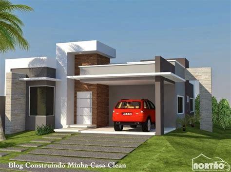 imagenes casas minimalistas modernas fotos de fachadas de casas modernas de una planta para