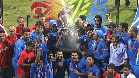 india winner 2011 sport cricket india power past sri lanka to