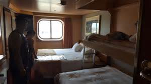 oceanview cabin 2246 on carnival triumph category 6b