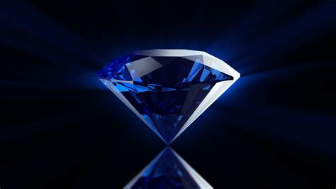 background diamond blue diamond background psdgraphics