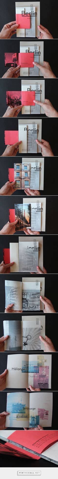 paginas como designspiration french fold with interior color binding pinterest