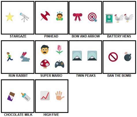 emoji quiz level 21 100 pics emoji quiz level 21 30 answers lithos market ru