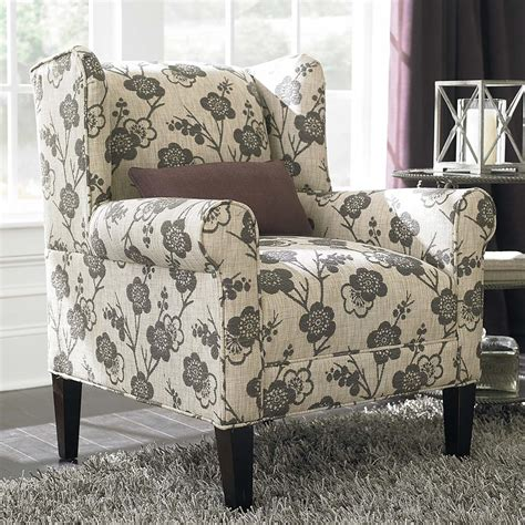 Upholstered Accent Chairs Living Room Floral Upholstered Living Room Chairs Living Room