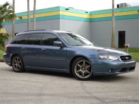 2005 subaru legacy modified 2005 subaru legacy 2 5l h4 automatic awd custom options