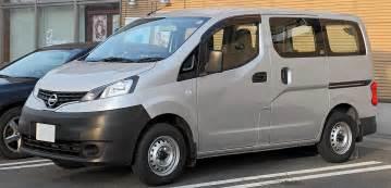 Nissan Nv200e File Nissan Nv200 Vanette 001 Jpg