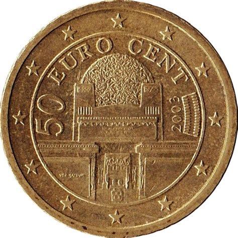 50 buro cent 50 cents d 1 232 re carte autriche numista