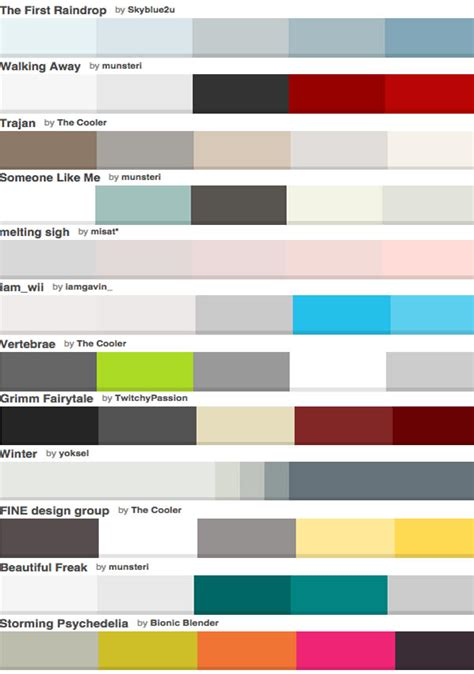color pairing tool pair with gray expressing your truth