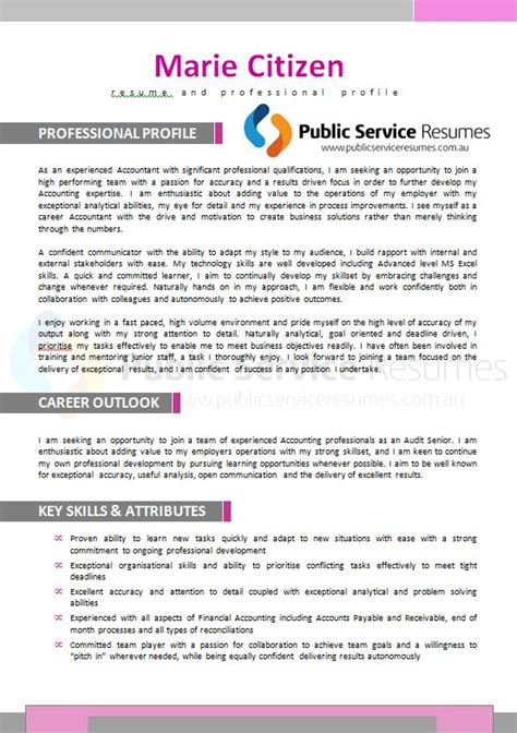 Project Management Resumes Samples by Senior Executive Government Resume 187 Government Resume Writers