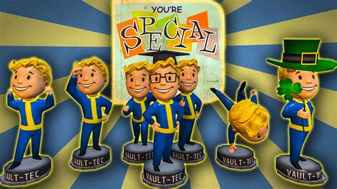 fallout 4 7 bobbleheads fallout 4 s p e c i a l bobbleheads book guide