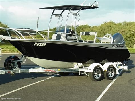 extreme boats for sale australia new extreme 545 centre console trailer boats boats