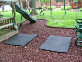 Outdoor Play Yard Mats by Rubber Mulch Pricing The Best Wholesale Rubber Mulch