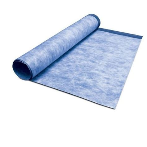 different types of membrane underlayment for your tile