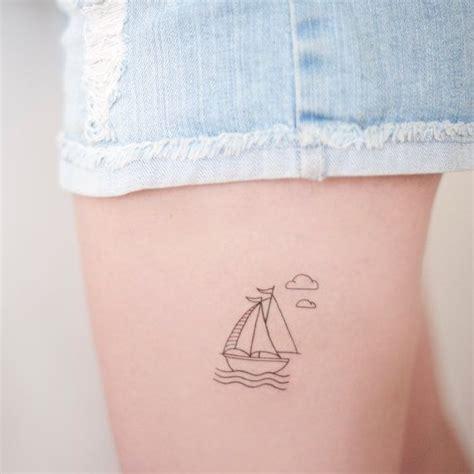 m 225 s de 25 ideas fant 225 sticas sobre tatuajes de barcos en