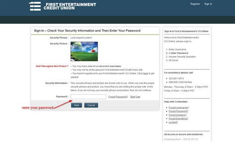 first light credit union online banking first entertainment credit union online banking login