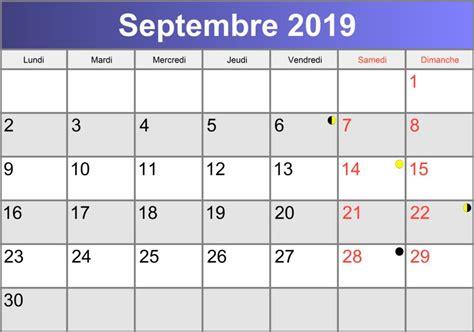 Calendrier 2019 Format Pdf Calendrier Septembre 2019 224 Imprimer Pdf Abc Calendrier Fr