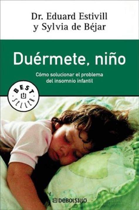 libro duermete nino 5 libros resumen de du 233 rmete ni 241 o