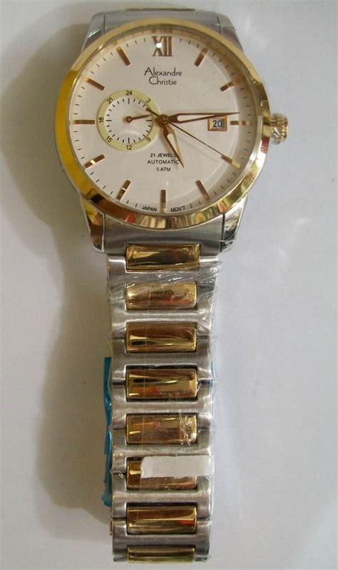 Jam Alexandre Christie Ac8502 Original Combinasi jam tangan original alexandre christie 3011 combi