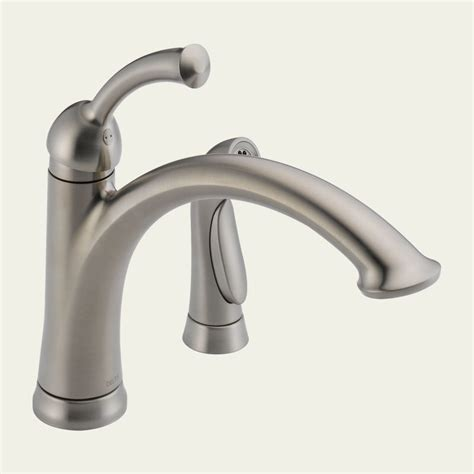 Delta Lewiston Faucet by Faucet 11926 Ss Dst In Stainless Steel By Delta