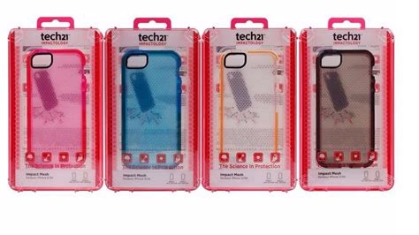 Iphone 5 5s Antishock forros tech 21 antishock iphone 5 5g 5s se bs 79 999 00