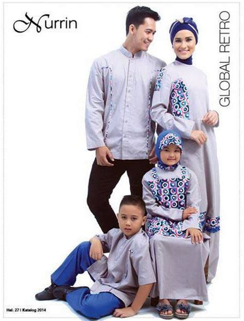 Koko Anak Special Edition 141 35 model baju muslim keluarga modern bulan ini 100 limited edition model baju keluarga terbaru