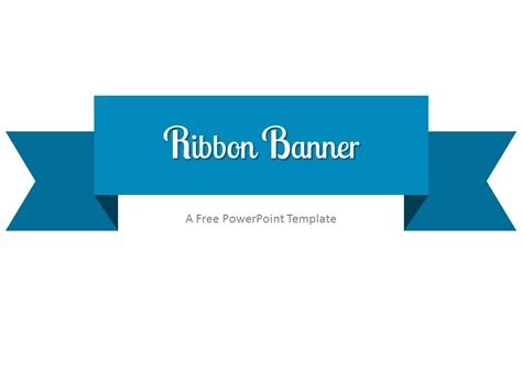 printable ribbon banner blue banner printable template pictures to pin on