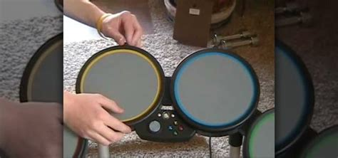 video tutorial drum band how to repair fix mod rock band drums with the coin mod