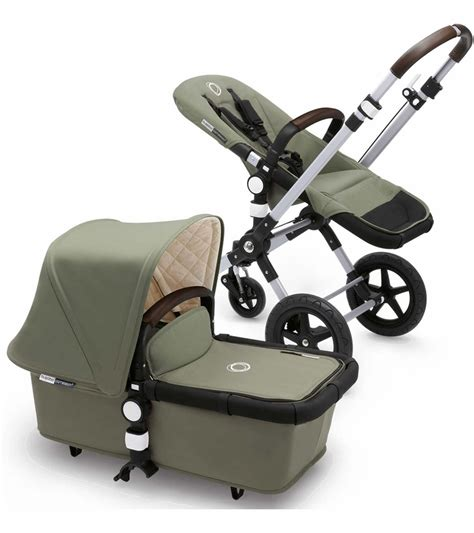 Bugaboo Cameleon 1 Gestell by Bugaboo Cameleon 3 Classic Plus Complete Stroller Khaki