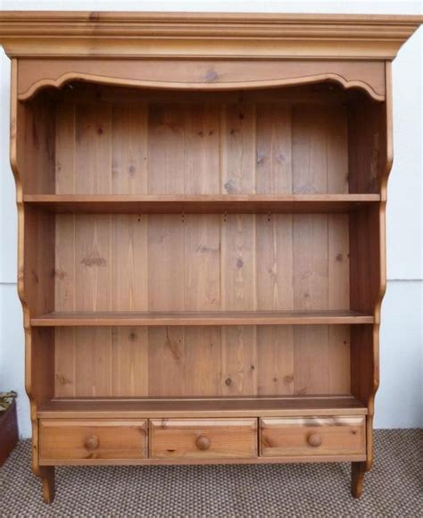 kitchen wall dresser unit antique pine wall hung dresser this would go lovely in my