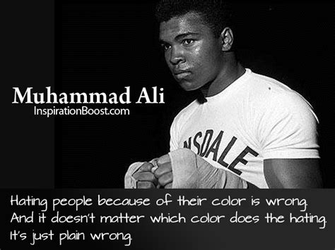 Muhammad Ali Respect Quotes | Inspiration Boost