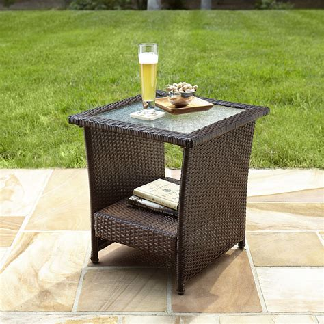 sears ty pennington patio furniture ty pennington style parkside l table outdoor living