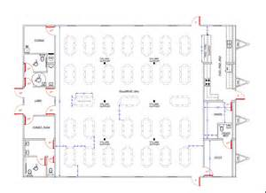 Church Fellowship Hall Floor Plans Modular Building Solutions For Church And Multipurpose Space