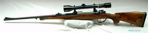 Handmade Rifle - mauser 98 custom bolt rifle 257 for sale