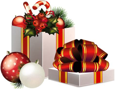 christmas transparent png gifts decoration gallery yopriceville high quality images