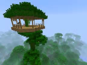 when was minecraft made i made a minecraft treehouse i planted one sequoia on