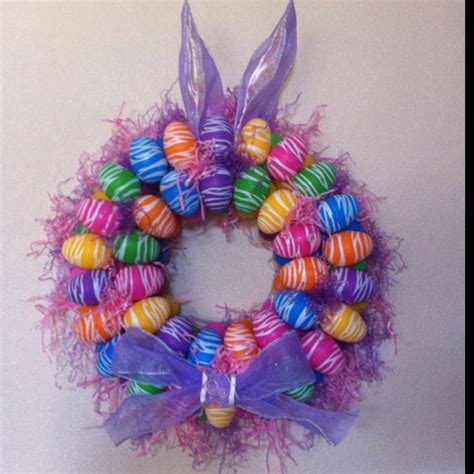 easter wreath ideas my pinterest easter wreath craft ideas pinterest