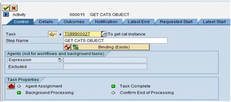 sap workflow deadline monitoring cats time sheet approval with deadline monitoring and