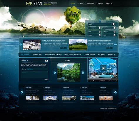 cool design inspiration sites 30 beautifully and creative web design layouts web