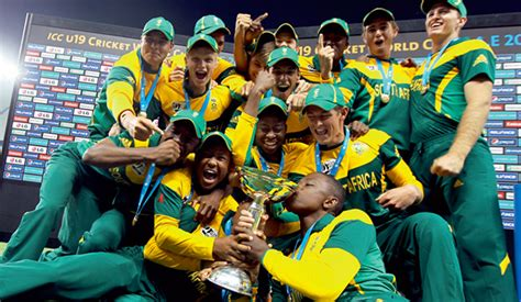 african sports daily maverick sports team of the year u 19 cricket team