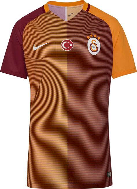 Galatasaray Home galatasaray 16 17 home kit and away kits released 1 1 1