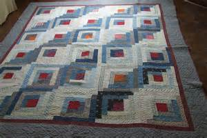 Log Cabin Quilt by Log Cabin Quilts Tim Latimer Quilts Etc
