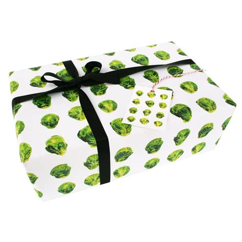 Sprouts Gift Card Sale - brussels sprouts present labels