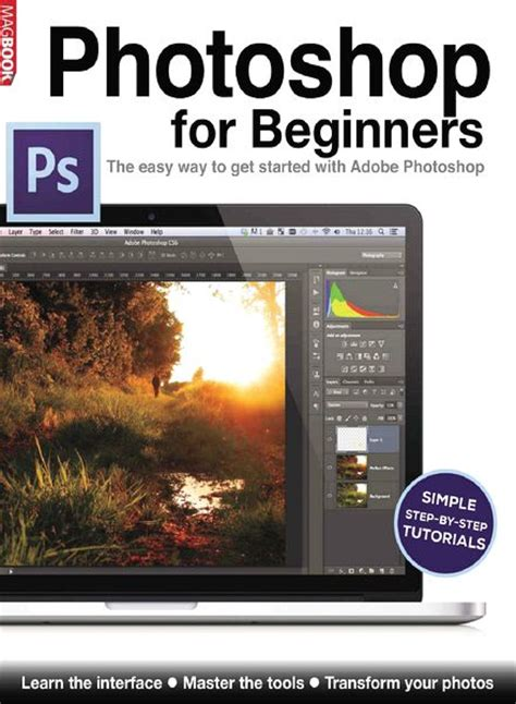 photoshop tutorial pdf for beginners download photoshop for beginners magbook 2013 pdf magazine