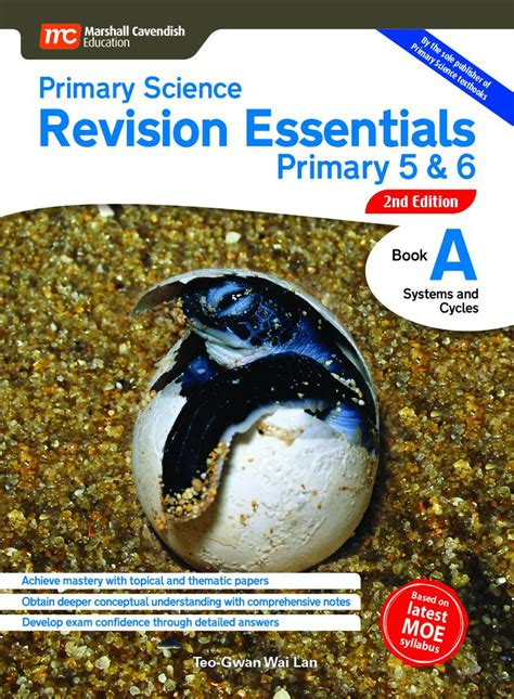 primary science revision essentials p5 p6 book a 2nd