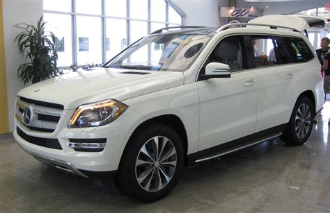 Mercedes Gl450 2013 by Benzblogger 187 Archiv 187 2013 Mercedes Gl Class At