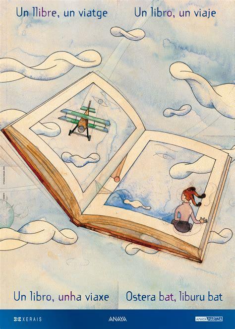 libro por una gentil floresta galer 237 a de carteles del d 237 a internacional del libro infantil anaya infantil y juvenil