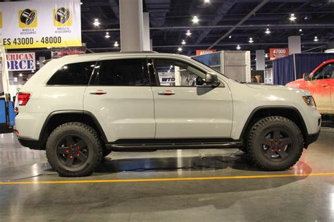 sema jeep grand cherokee 2011 jeep grand cherokee news and updates page 11