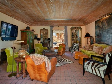 Suzanne Somerss Home Destroyed By by La Casa De La Actriz Suzanne Somers En Palm Springs