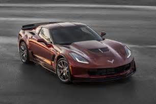Corvette Chevrolet 2016 Chevrolet Corvette Stingray And Z06 Gain Three Design
